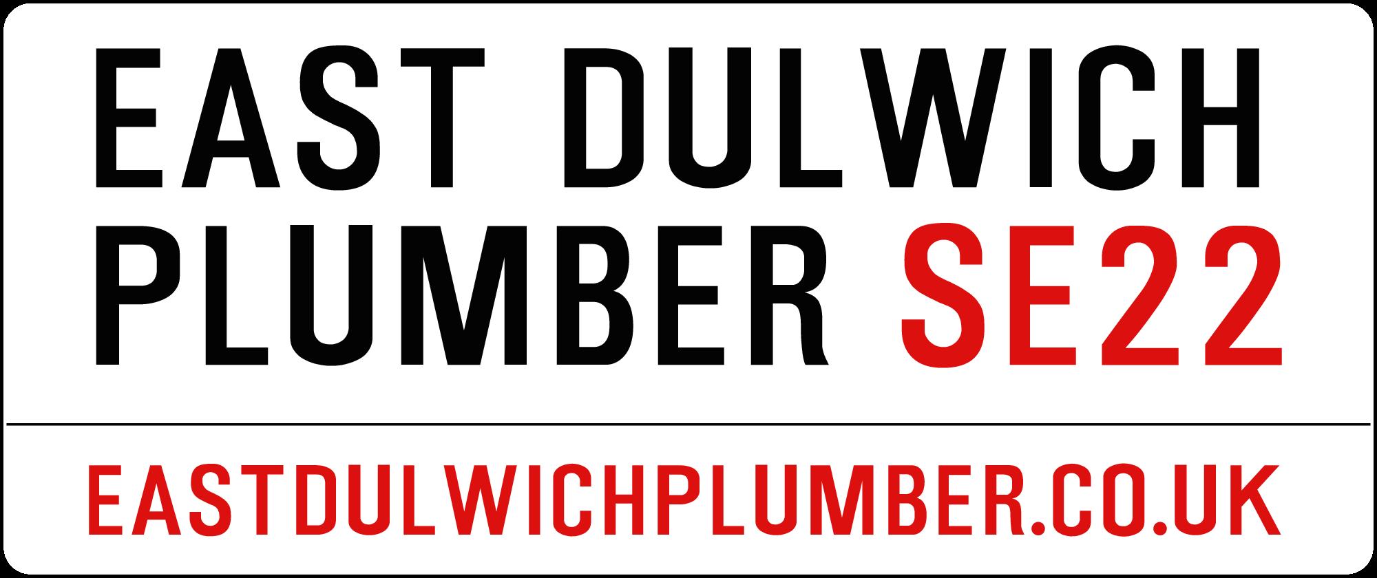 East Dulwich Plumber Logo